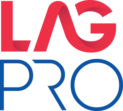 LAGPORO Logo stacked