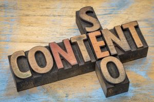 importance of content and seo